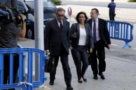 Diego Torres, Ana María Tejeiro y Manuel González Peeters