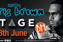 El rapero Chris Brown recala en Magaluf