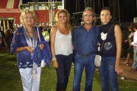 Elton John y Andrea Bocelli, dos grandes en el concierto del año