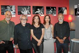 Ferran Pereyra presenta una exposición de fotografías inspiradas en el Jazz