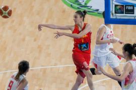 Alba Torrens y el buen juego del equipo acercan a España a Río 2016