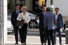 Ana Duato y su marido declaran por supuesto fraude fiscal