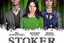 No se pierda... Stoker