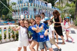 ¿Quieres que tus hijos este verano entrenen sus superpoderes?
