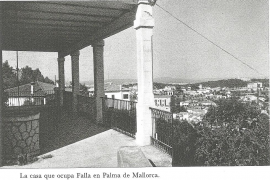 Con el derribo de Can Mulet d'abaix, «el espíritu de Falla se ha ido de Mallorca»
