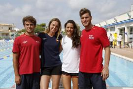 Los mallorquines Melanie Costa, Joan Lluís Pons y Marc Sánchez entran en la lista para Río