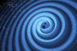 Detectadas nuevas ondas gravitacionales de otra fusión de dos agujeros negros