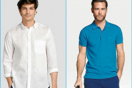 Moda masculina para el verano 2016