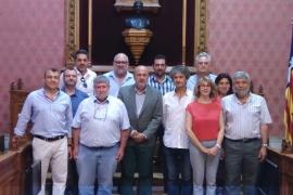 Bombers de Mallorca dispondrán de 36 nuevos puntos de agua en 10 municipios