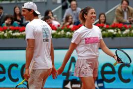 Nadal y Muguruza encabezan el equipo español de tenis para Río 2016