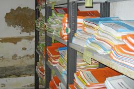 Miles de expedientes penales se amontonan en sótanos insalubres de Vía Alemania