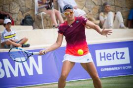 Kirsten Flipkens supera a Verónica Cepede y se mete en semifinales del Mallorca Open