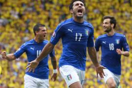 Italia gana a Suecia y se clasifica para los octavos de final