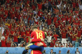 España ejerce de favorita ante Turquía y certifica su clasificación para octavos