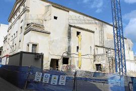 La Fundació Teatre Principal de Inca retiene más de 450.000 euros a Dragados