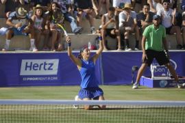 Caroline Garcia logra en el Mallorca Open su primer título en hierba