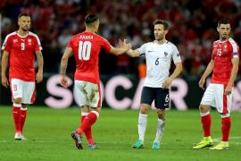 Francia seduce sin goles ante Suiza, y ambas alcanzan los octavos