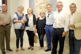 Joan Bennàssar expone su obra en Rialto Living