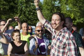 Iglesias espera que el «sector sensato» del PSOE se imponga y pacte con Podemos