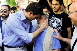 El líder del PSOE se lanza a la conquista del voto indeciso
