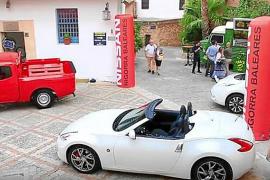 Nissan Nigorra Baleares, presente en el 'Enruédate'