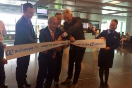 Air Europa abre una nueva línea entre Madrid y Zúrich