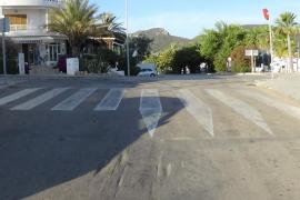 Indemnización para el dueño de un Porsche que chocó con un badén ilegal en Andratx