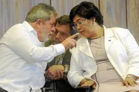 Dimite la número dos del Gobierno de Brasil en plena campaña electoral