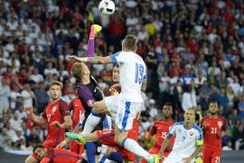 Inglaterra, se mete en octavos como segunda y Eslovaquia, a la espera