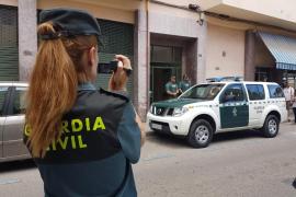 Gran operación de la Guardia Civil contra las mafias del Este afincadas en Mallorca