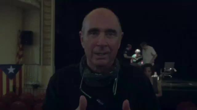 Lluís Llach da su apoyo a Sobirania per a les Illes