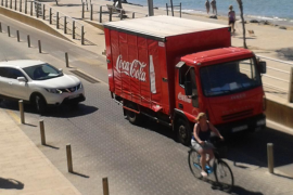 Invasion carril bici
