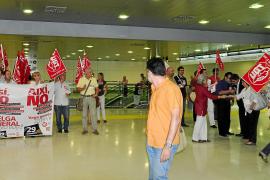 El Govern se reúne hoy con los sindicatos para negociar los servicios mínimos del 29-S