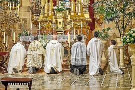 Misas de desagravio en distintas parroquias de Mallorca por las posturas «anticlericales»