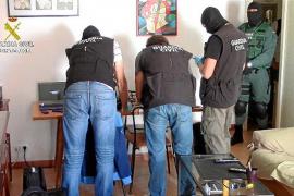 Tres georgianos dirigían desde Palma el contrabando de alcohol, tabaco y fármacos