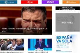La web rajoypresidente.es desaparece, la sátira política se queda