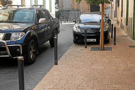 El Ajuntament de Esporles decide que no haya terrazas en el Carrer Nou de Sant Pere