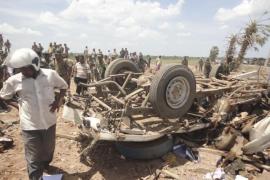 Mueren al menos 60 personas tras una explosión  junto a una comisaría de Policía de Sri Lanka