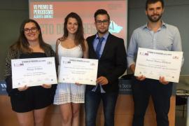 Estudiantes del CESAG, Oklahoma College y la Universidad de Antioquía ganan el VII Premio de Periodismo Alberta Giménez