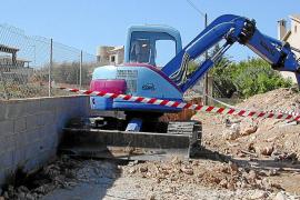 Construir sin alcantarillado en suelo urbano, en manos del Parlament