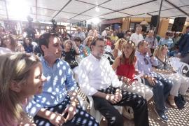 El día del tranvía: El PP se rompió el espinazo ante Rajoy e ignoró a José Ramón Bauzá