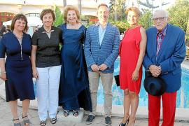 Cóctel de verano en el hotel Ciutat Jardí para celebrar su 95 aniversario