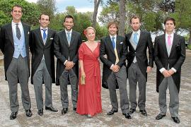 Boda de Tonina Servera y Pedro Cabrer