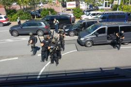 La policía alemana mata al autor del tiroteo en un multicine