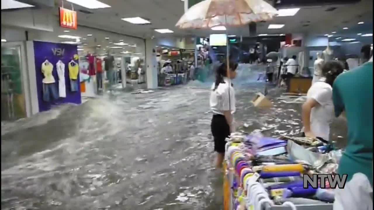 Al menos 78 muertos y 500 heridos por las últimas tormentas en China