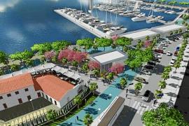 El Plan Especial del puerto de Alcúdia permite cafeterías pero no restaurantes