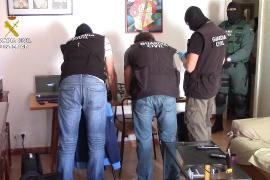 El juez de la Audiencia Nacional envía a prisión a los detenidos de la mafia georgiana