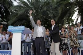 Rajoy : «Bauzá ha dado la talla»