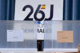 Más de 36,51 millones de españoles están llamados a votar, 7.148 más que en diciembre