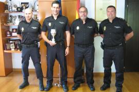 La Jefatura de Policía Nacional de Baleares logra el segundo puesto en el Campeonato de Tiro Policial